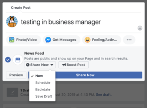 FB-post-schedule-business-manager